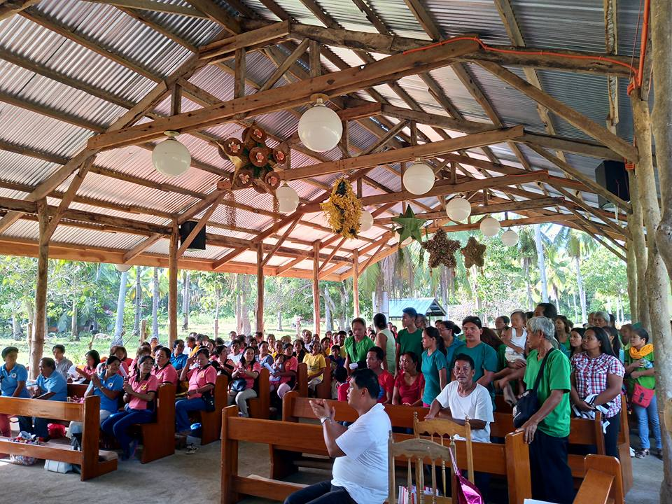 Santa Cruz Parish Talicud 1