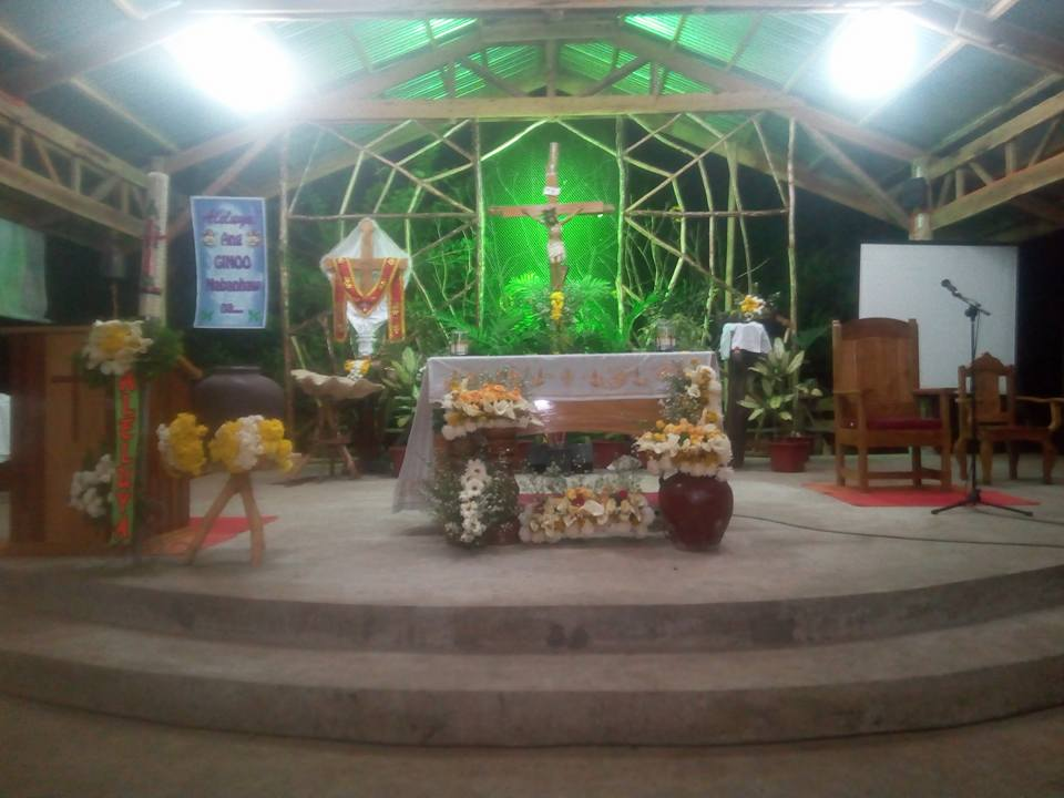 Santa Cruz Parish Talicud 3